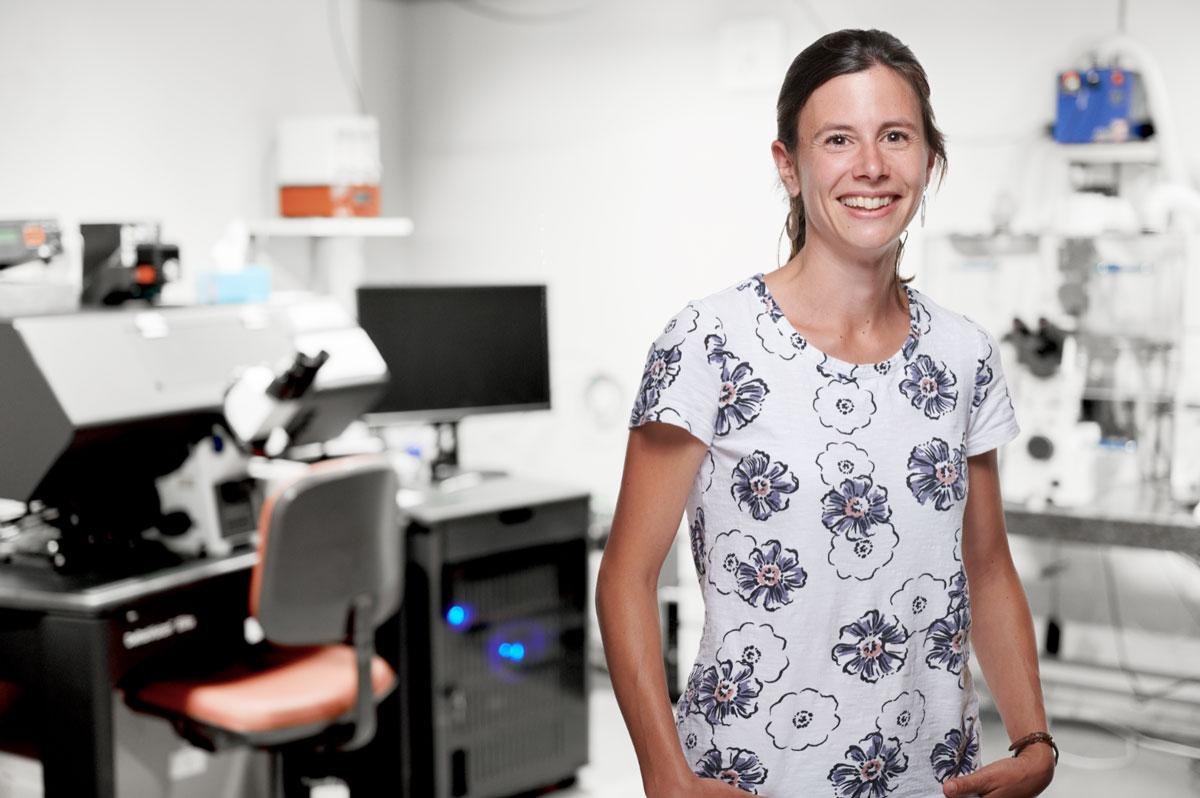 Dr. Simone de Brot, Dr. med. vet., Dipl. ECVP